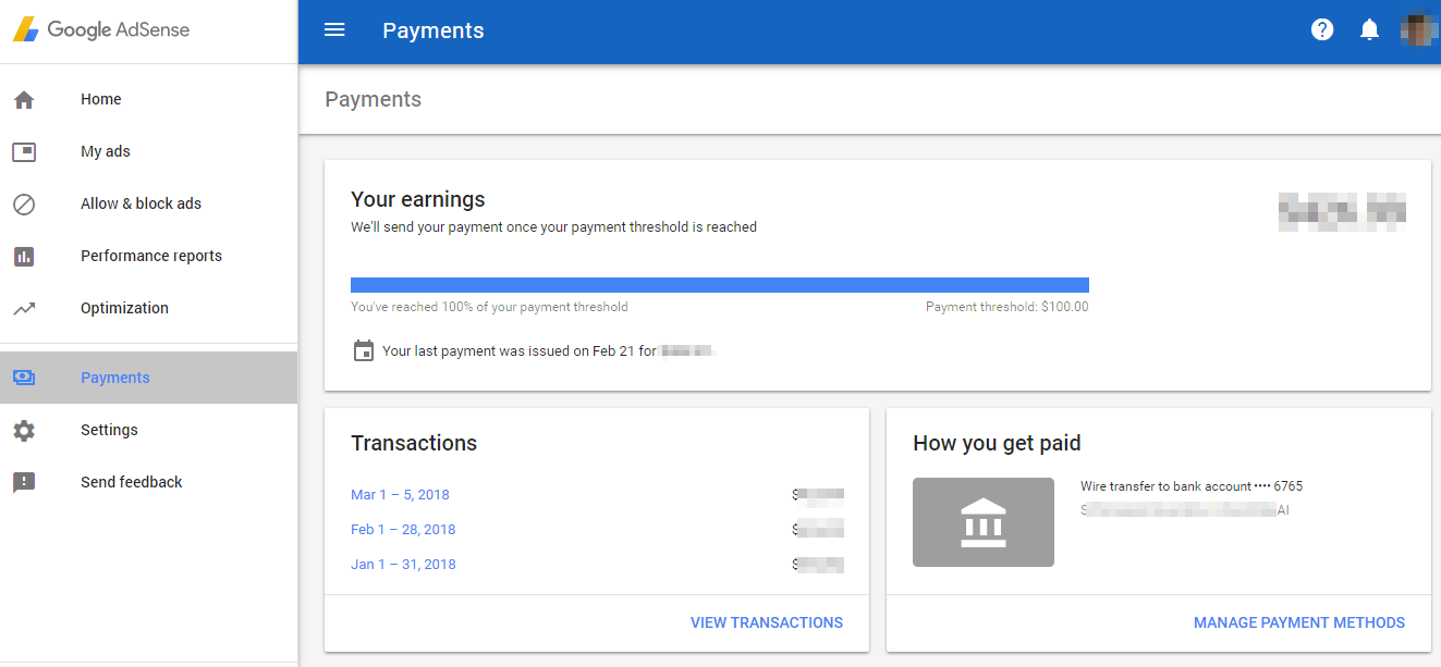 How Does Adsense Pay You